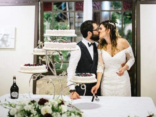 Il matrimonio di Paolo e Ariona a Ortonovo, La Spezia 40
