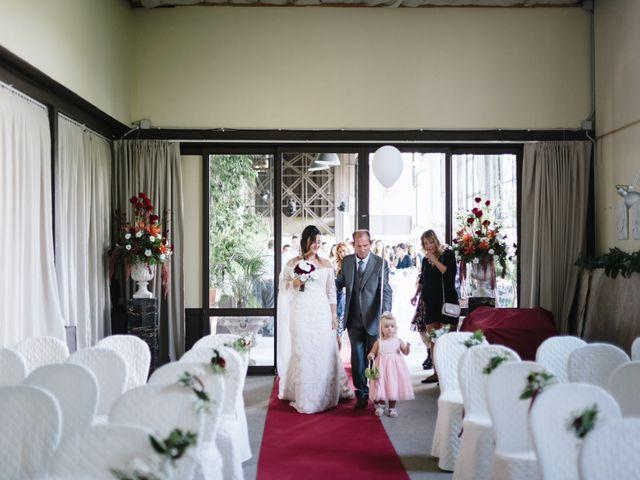 Il matrimonio di Paolo e Ariona a Ortonovo, La Spezia 22