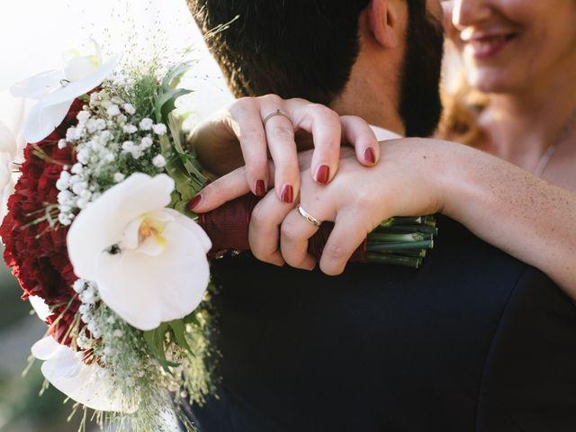 Le nozze di Ariona e Paolo