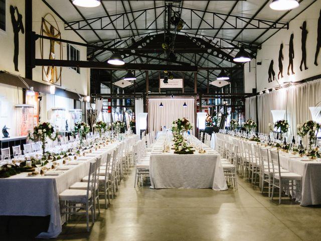 Il matrimonio di Paolo e Ariona a Ortonovo, La Spezia 34
