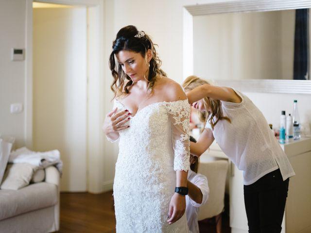 Il matrimonio di Paolo e Ariona a Ortonovo, La Spezia 7