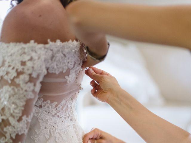 Il matrimonio di Paolo e Ariona a Ortonovo, La Spezia 8