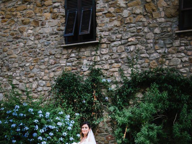 Il matrimonio di Paolo e Ariona a Ortonovo, La Spezia 27