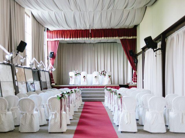 Il matrimonio di Paolo e Ariona a Ortonovo, La Spezia 18