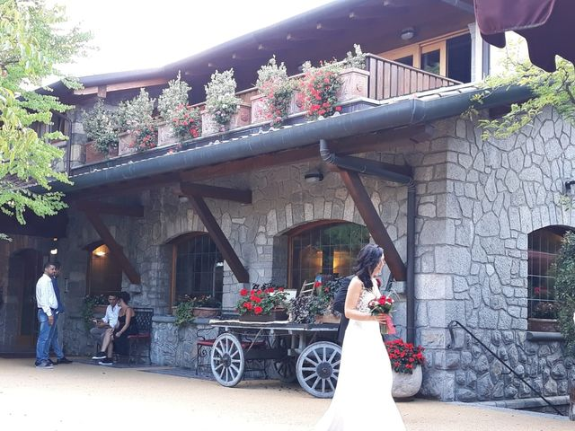 Il matrimonio di Donato e Elena  a Roncola, Bergamo 9