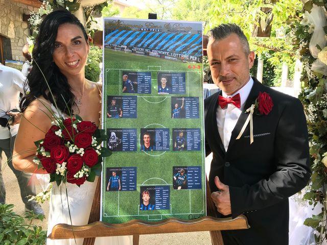 Il matrimonio di Donato e Elena  a Roncola, Bergamo 13
