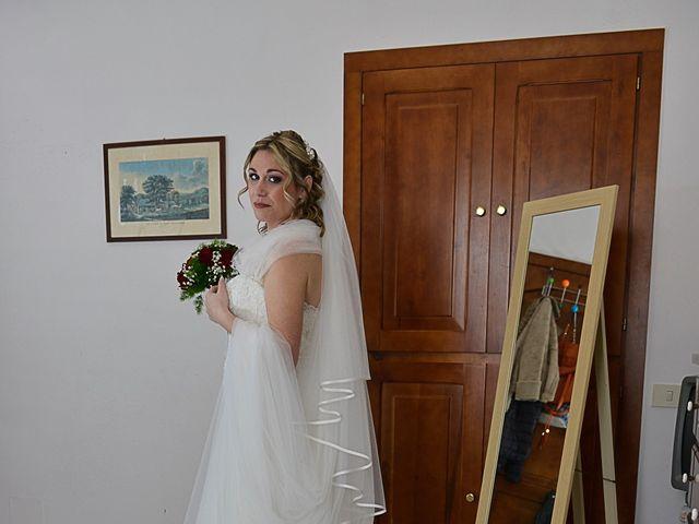 Il matrimonio di Giuseppe e Ilaria a Cerveteri, Roma 3