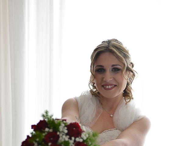 Il matrimonio di Giuseppe e Ilaria a Cerveteri, Roma 4