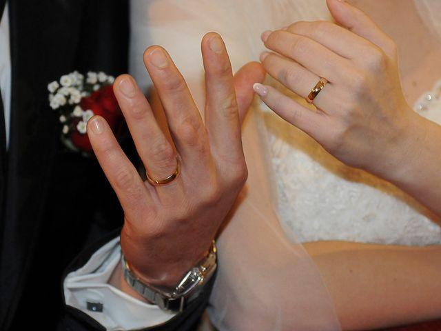 Il matrimonio di Giuseppe e Ilaria a Cerveteri, Roma 7