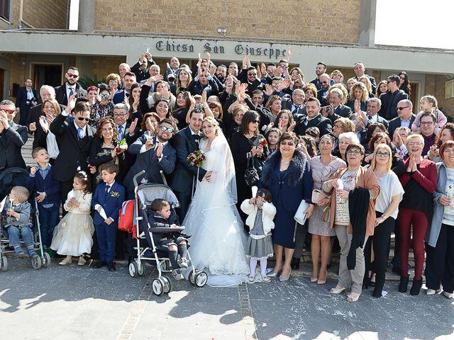 Il matrimonio di Giuseppe e Ilaria a Cerveteri, Roma 8
