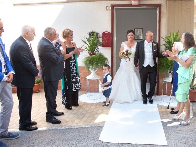 Il matrimonio di Nino e Sonia a Castiglione di Sicilia, Catania 61
