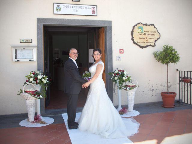 Il matrimonio di Nino e Sonia a Castiglione di Sicilia, Catania 67