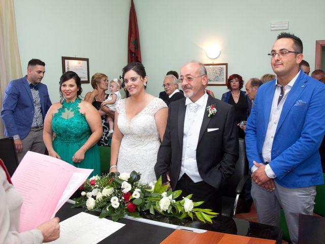 Il matrimonio di Nino e Sonia a Castiglione di Sicilia, Catania 69