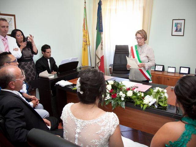 Il matrimonio di Nino e Sonia a Castiglione di Sicilia, Catania 71
