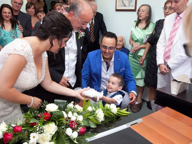 Il matrimonio di Nino e Sonia a Castiglione di Sicilia, Catania 73