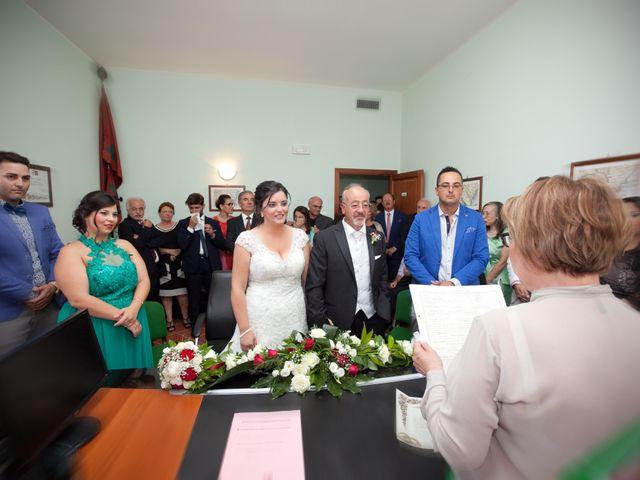 Il matrimonio di Nino e Sonia a Castiglione di Sicilia, Catania 79