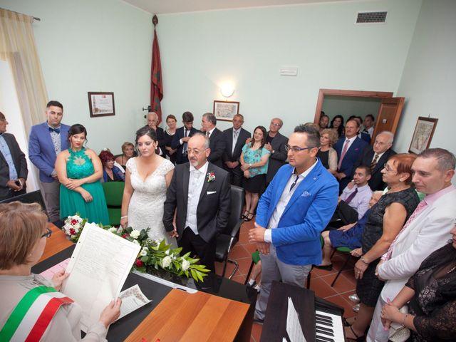 Il matrimonio di Nino e Sonia a Castiglione di Sicilia, Catania 80