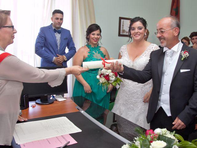 Il matrimonio di Nino e Sonia a Castiglione di Sicilia, Catania 82