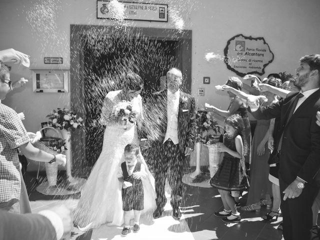 Il matrimonio di Nino e Sonia a Castiglione di Sicilia, Catania 83