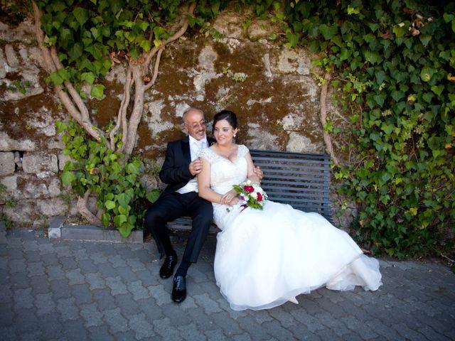 Il matrimonio di Nino e Sonia a Castiglione di Sicilia, Catania 88