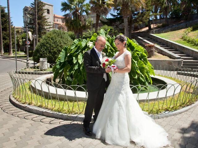 Il matrimonio di Nino e Sonia a Castiglione di Sicilia, Catania 89