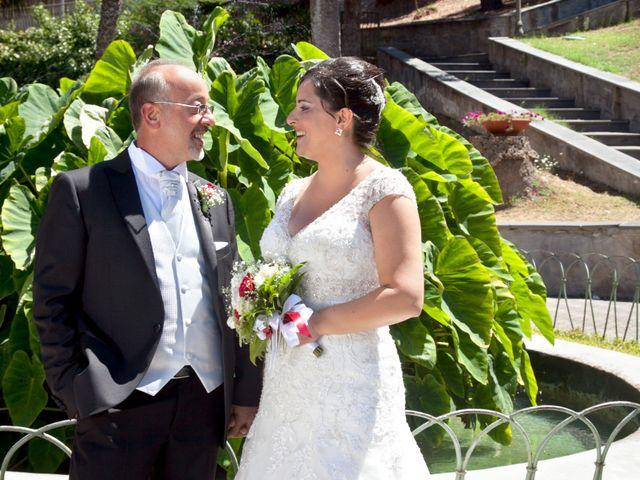 Il matrimonio di Nino e Sonia a Castiglione di Sicilia, Catania 95