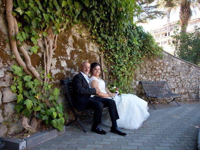 Il matrimonio di Nino e Sonia a Castiglione di Sicilia, Catania 98