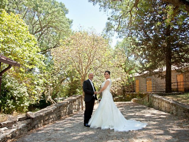 Il matrimonio di Nino e Sonia a Castiglione di Sicilia, Catania 1