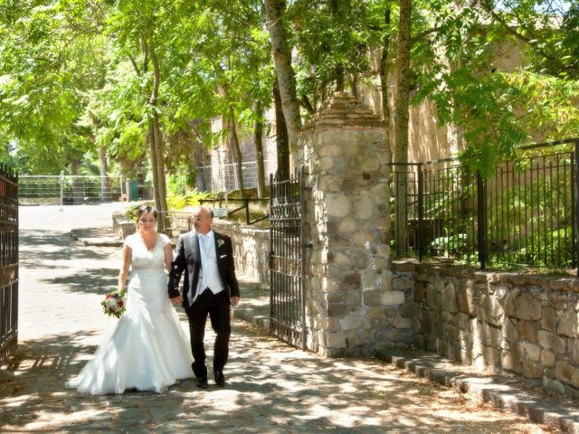Il matrimonio di Nino e Sonia a Castiglione di Sicilia, Catania 121