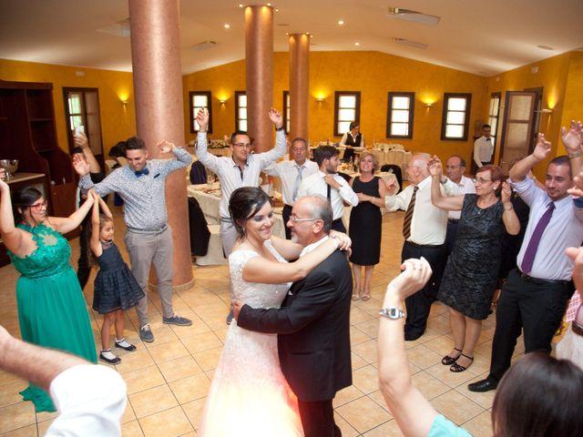 Il matrimonio di Nino e Sonia a Castiglione di Sicilia, Catania 132