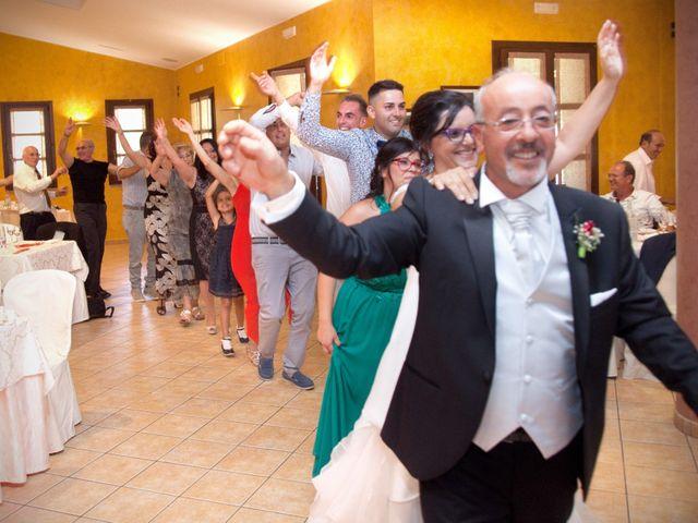 Il matrimonio di Nino e Sonia a Castiglione di Sicilia, Catania 134