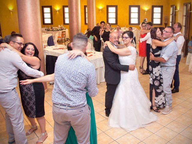 Il matrimonio di Nino e Sonia a Castiglione di Sicilia, Catania 137