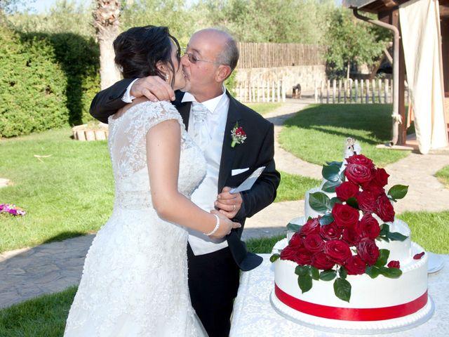 Il matrimonio di Nino e Sonia a Castiglione di Sicilia, Catania 142