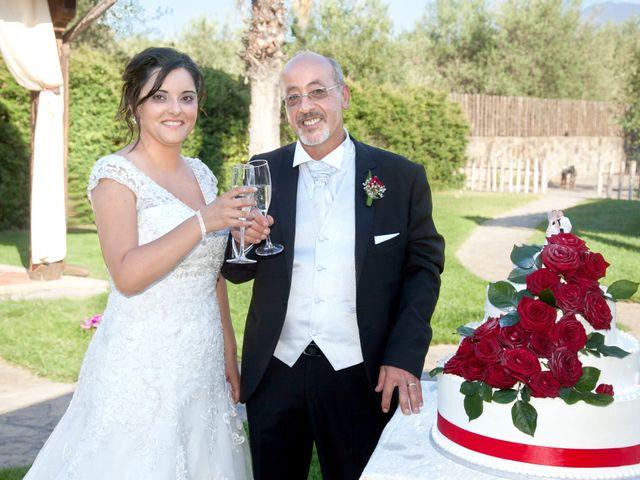 Il matrimonio di Nino e Sonia a Castiglione di Sicilia, Catania 144