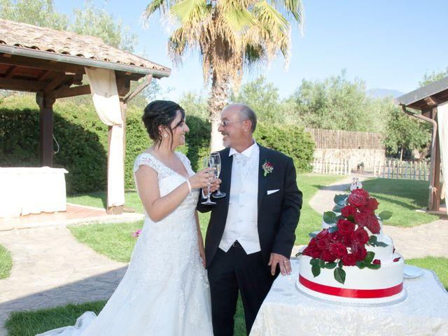Il matrimonio di Nino e Sonia a Castiglione di Sicilia, Catania 145