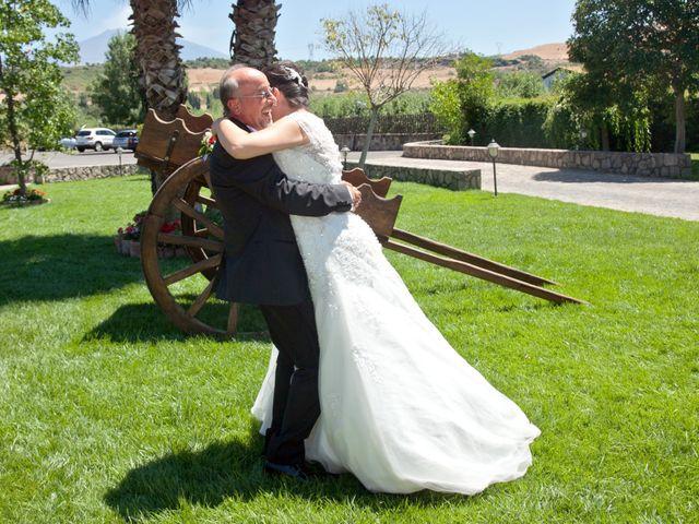 Il matrimonio di Nino e Sonia a Castiglione di Sicilia, Catania 163
