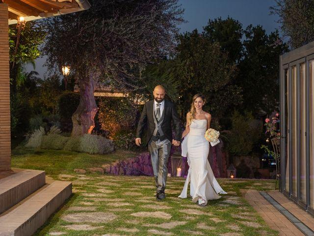 Il matrimonio di Manlio e Deborah a Roma, Roma 1