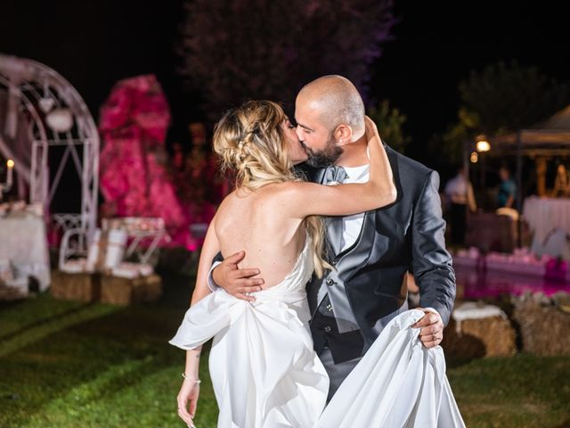 Il matrimonio di Manlio e Deborah a Roma, Roma 5