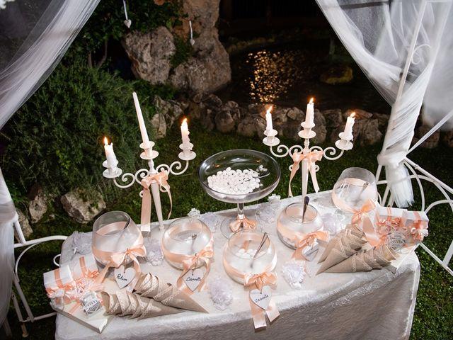 Il matrimonio di Manlio e Deborah a Roma, Roma 9