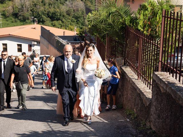 Il matrimonio di Manlio e Deborah a Roma, Roma 11