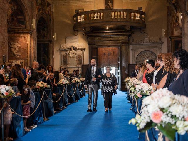 Il matrimonio di Manlio e Deborah a Roma, Roma 13