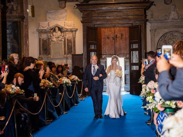 Il matrimonio di Manlio e Deborah a Roma, Roma 14