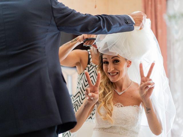 Il matrimonio di Manlio e Deborah a Roma, Roma 25