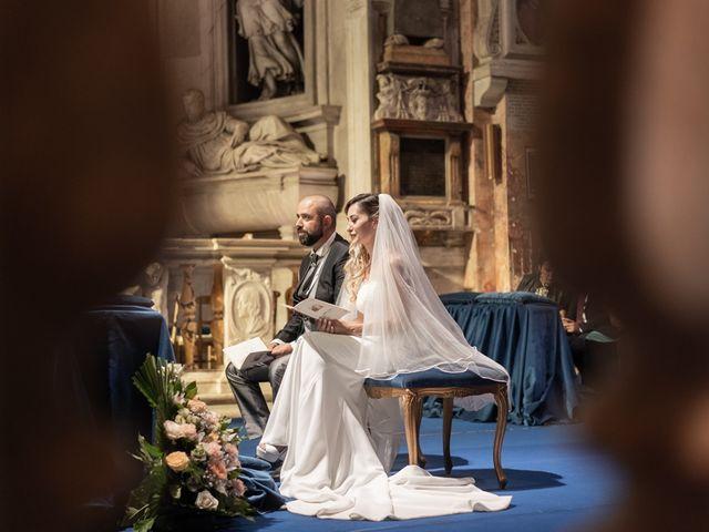 Il matrimonio di Manlio e Deborah a Roma, Roma 26