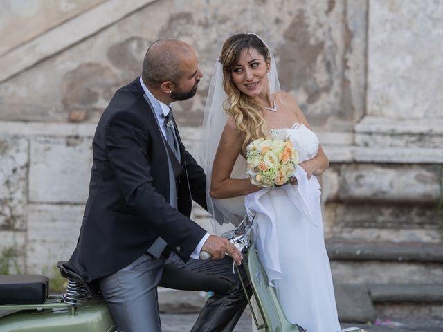 Il matrimonio di Manlio e Deborah a Roma, Roma 29