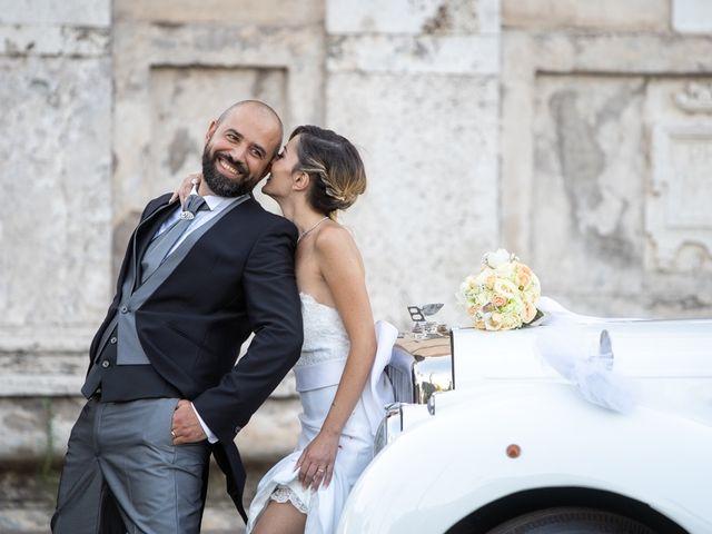 Il matrimonio di Manlio e Deborah a Roma, Roma 30