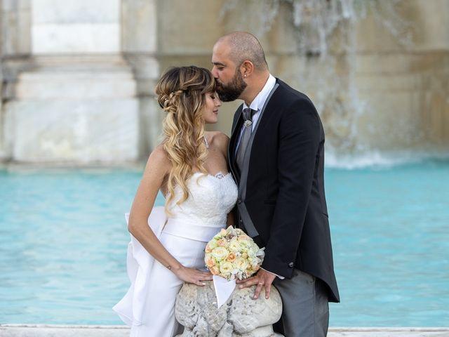 Il matrimonio di Manlio e Deborah a Roma, Roma 31