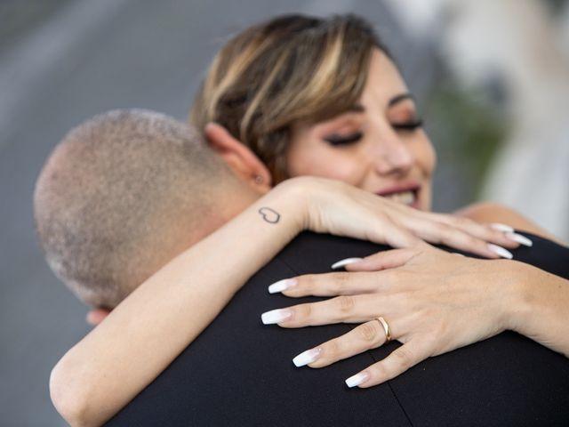 Il matrimonio di Manlio e Deborah a Roma, Roma 32