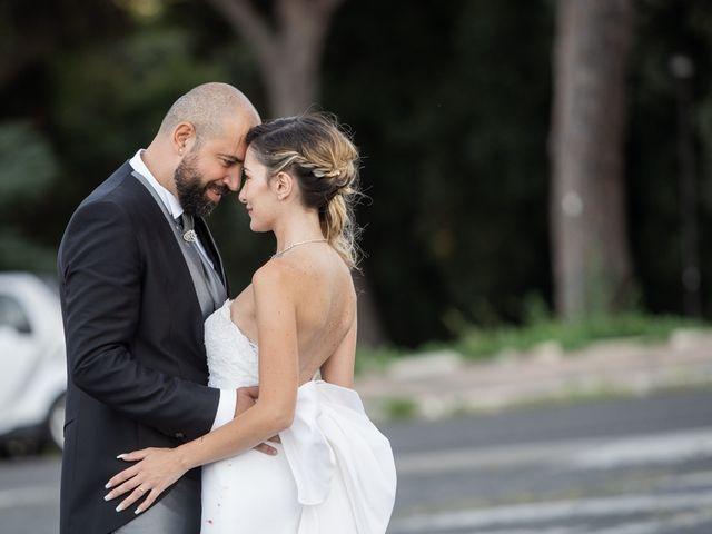Il matrimonio di Manlio e Deborah a Roma, Roma 33