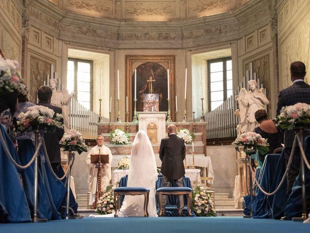 Il matrimonio di Manlio e Deborah a Roma, Roma 34